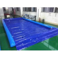 Buy cheap Auto Washing Tool Inflatable Water Containment Mat / Inflatable Car Wash Mat from wholesalers