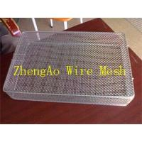 Buy cheap High Density Stainless Steel Basket from wholesalers