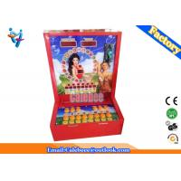 Buy cheap Arcade Africa Coin Vending Casino Desktop Arcade Casino Games Slot Machines 450 * 530 * 650 MM from wholesalers