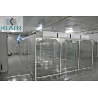 Wholesale Contamination Control Mobile Softwall Clean Room For Production Process from china suppliers