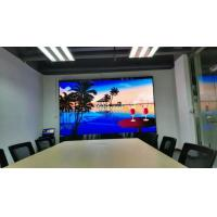 Wholesale Curved P3 Indoor LED Video Wall , Full Color LED Display Video For Confrence from china suppliers