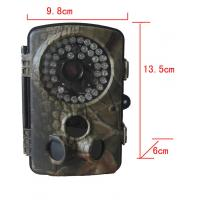 Buy cheap 12 Megapixels Color CMOS GSM Scouting Camera For Animal / Deer from wholesalers