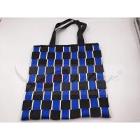 Wholesale Two Tone Nylon Webbing Polyester Handbags For Shopping Customized Design from china suppliers