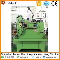 Buy cheap 3 rollers thread making machine pipe thread making machine from wholesalers