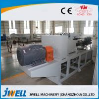 Buy cheap Quick Calibration Wpc Profile Extrusion Machine Strong Water Cooling from wholesalers
