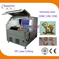 Quality ±20 μm Precision FPC Laser Cutting Machine For PCB Board Manufacturing Process for sale