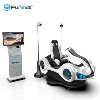 Buy cheap High Performance Full Motion Racing Simulator , Safe Electric Go Kart For Kids from wholesalers