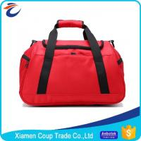 Buy cheap Oxford Tote Waterproof Duffel Bag Travel Lady Handbag Customized Colors from wholesalers