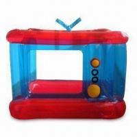Buy cheap Advertising TV Inflatable with 0.25mm PVC Thickness product