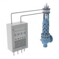 Buy cheap SOH Sempell Model Design For Boiler Protection With Welding End High Pressure Steam Safety Valve from wholesalers