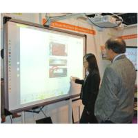 Buy cheap cheap interactive whiteboard,finger touch smart board for school from wholesalers