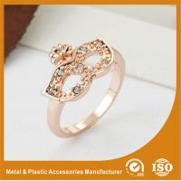 Wholesale Silver Plated Metal Fashion Jewelry Rings For Women Finger Rings from china suppliers