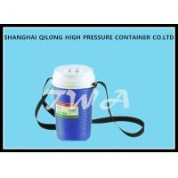 Multi - functional Plastic Ice Cooler Box For Medical / Food / Biological Manufactures