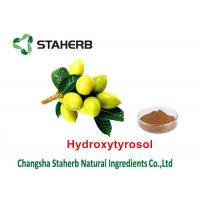 Buy cheap Olive Leaf Herbal Plant Extract , Organic Herbal Extracts Solvent Extraction Type from wholesalers