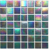 Buy cheap white rainbow crystal iridescent iridescent bathroom tile from wholesalers