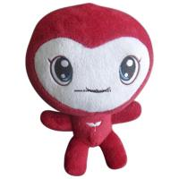 Buy cheap Plush Interesting Stuffed Red Doll Toys from wholesalers