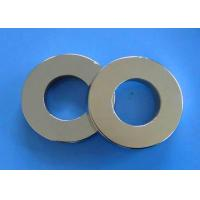 Buy cheap Customized N33 N35 NdFeB Ring Magnet Nickel Plated Magnets For Wind Turbine from wholesalers