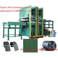 Wholesale interlocking rubber floor mat vulcanizing press from china suppliers