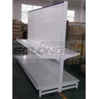 Buy cheap Retail Display Equipment Grocery Store Display Racks Customized SGL-J-08 from wholesalers