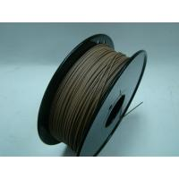Wholesale Markerbot 3d Printer Wood Filament , 3d printing consumables temperature 190 - 230°C from china suppliers