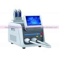 Buy cheap e light laser and ipl laser skin rejuvenation permanent hair removal machine from wholesalers