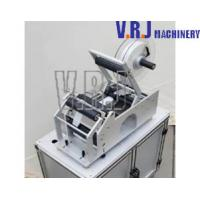 Buy cheap labeling machines,VRJ-BZPMT semi-automatic circle bottle lab from wholesalers