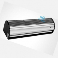 Buy cheap Horizontal 1394 / 2370CFM Bar Grille Panel Cross Flow Door Air Curtains from wholesalers