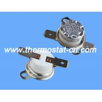 Buy cheap KSD301 bimetal thermal switch 250V 10A from wholesalers