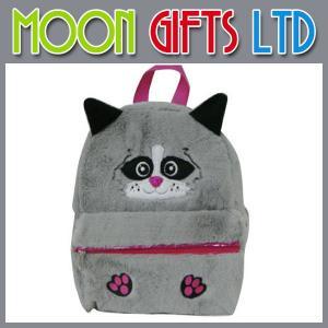 Buy cheap Custom Wholesale Cute Stuffed Plush Backpack Kids Bag from wholesalers