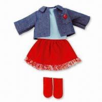 Buy cheap Doll Clothes, Measures 18 Inches, OEM Orders are Welcome from wholesalers