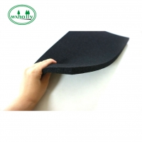 Buy cheap NBR / PVC Nitrlie 1200mm Fireproof Rubber Sheet For Air Condition from wholesalers