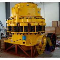 Buy cheap Simple structure and little noise hydraulic stone cone crusher from wholesalers