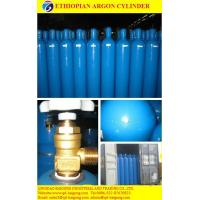 GB5099/ISO9809 High Pressure Gas Cylinder Argon Gas Prices