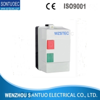 Buy cheap White Electric Motor Magnetic Starter Light Weight IP429 / IP427 Protection from wholesalers