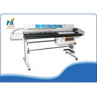 Buy cheap 600DPI Indoor Materials Wide Format Printer Machine 110V For Inkjet / Pigment Ink from wholesalers