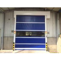 Buy cheap Food Factory PVC High Speed Roll Up Freezer Doors Radar Control System from wholesalers