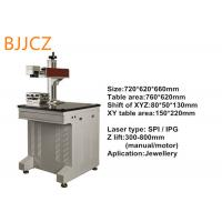 Buy cheap High Precision 20W Industrial Fiber Laser Marker For Jewellery / Ring from wholesalers