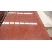 Buy cheap Red Color Rough Granite Kitchen Countertop Floor Tiles 50x50 Slab 2.73 g/cm3 from wholesalers