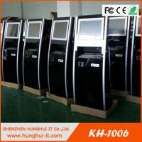 Buy cheap 19inch touch screen information kiosk / Kiosk prices / China Custom made kiosks from wholesalers