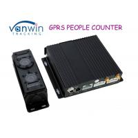 Buy cheap 98% Precise digital Bus People Counter cameras passenger counting for Public Bus from wholesalers