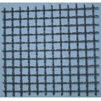 Buy cheap Lock Woven Copper Crimped Wire Mesh For Construction , Aperture 50mm / 100mm from wholesalers