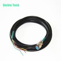 China 2P 30 5P 6P 4pin aviation wire cable with 4 pin Female Aviation Connector on sale