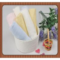 Buy cheap Hotel Supplies China High Quality 21S Bath Towel Bright Colored Face Towel For Hotel&home from wholesalers