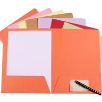 Buy cheap A4 paper index file divider sheet with colorful tab with elastic band from wholesalers