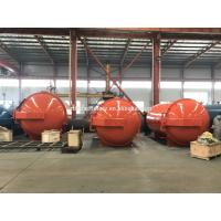 Wholesale Rubber Processing Autoclave Pressure Vessels from china suppliers