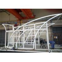 Buy cheap Small Project Light Steel Frame Construction Building On The River Highly Durable from wholesalers