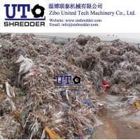 Buy cheap ragger wire from pulp paper factory shredder / kraft paper waste shredder/ waste cradboard crusher/ from wholesalers