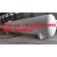 Buy cheap 2020s bottom price 70,000Liters surface lpg gas storage tank for sale, wholesale best price 70m3 surface lpg gas tank from wholesalers