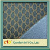 Modern Waterproof Shuttle Auto Upholstery Fabric for Headliner / Linen , Backing With Bonding Manufactures