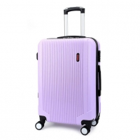 Wholesale Soft Handle Customized Logo 210d ABS PC Luggage from china suppliers